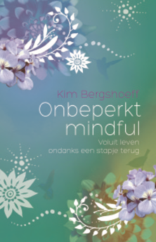 Cover Onbperkt mindful door Kim Bergshoeff