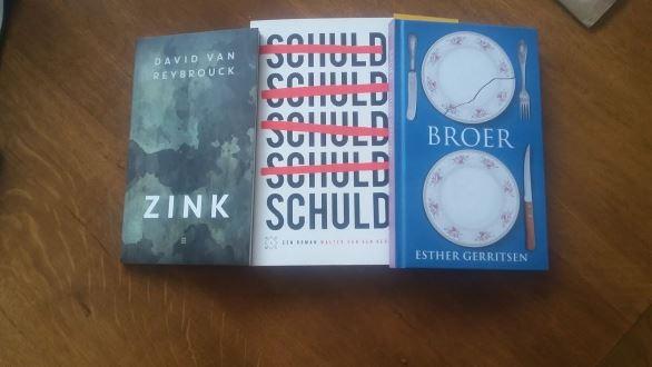 Oogst Boekenweek 2016